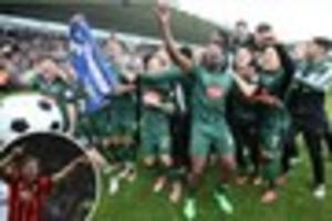 Missing out on League Two title makes no difference for Plymouth...