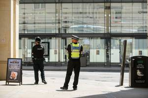 Man arrested after Bath Bus Station security alert