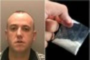 gotcha! dealer pushing drugs onto seafront streets caught when he...