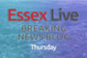 Essex breaking news live blog: Stay up to date with all the news...