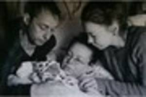 grieving mother of baby who lived for just 17 minutes tells how...