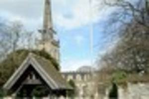 A church in South Derbyshire church is looking install security...