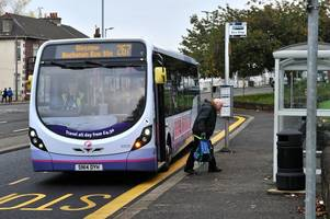 Bus passengers in Cambuslang and Rutherglen having to pay nearly double what they do in East Kilbride