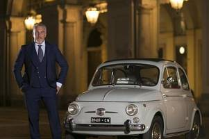 paul hollywood indulges his passion for cars