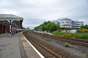 Students putting lives at risk by running across rails to catch trains in Kilmarnock