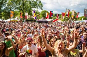 win a pair of tickets for dumfriesshire's family-friendly eden festival