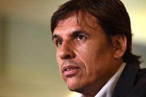 'my future is in serbia' claims focused chris coleman as wales boss insists he's not ready to leave