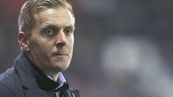 garry monk: leeds united head coach resigns after one season