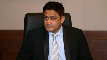 Anil Kumble: India cricket advertises for new coach