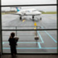 Fog delays flights at Rotorua Airport