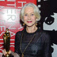 dame helen mirren shares her top tips for a happy life