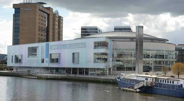 belfast's 'sore on the shore' waterfront hall lifts top building award