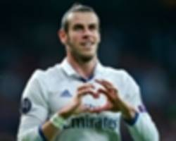 bale resumes real madrid training ahead of champions league final