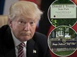 Trump brags to G7 leaders about env. awards he won in 2007