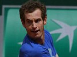Andy Murray set to discover his French Open fate