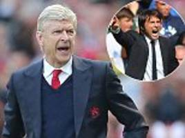 Arsene Wenger's season of woe could end with FA Cup record