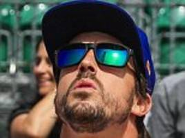 fernando alonso approaching indy 500 without expectations