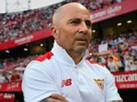 jorge sampaoli named argentina manager