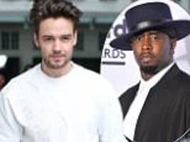 Liam Payne says P Diddy laughed in his face as he met him