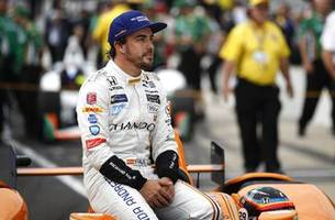 Fernando Alonso 'in his happy place' as targets Indy 500 victory, says Brown
