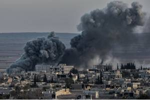 US On Track To Kill More Syrian Civilians Than Russia For 5th Straight Month