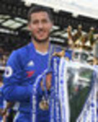 Eden Hazard: I am ready to become a leader at Chelsea
