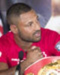 Kell Brook will make weight for Errol Spence Jnr bout after this impressive diet