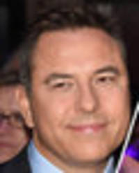 david walliams strips off and dances on table during britain's got talent audition