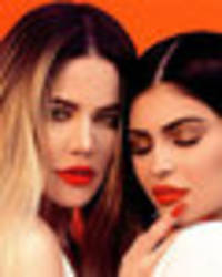 Kylie Jenner and Khloe Kardashian branded 'weird' over intimate snap