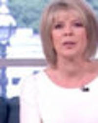This Morning Ruth Langsford told off by Paul Hollywood during awkward interview