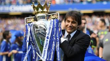 Antonio Conte: Chelsea manager would like to extend contract