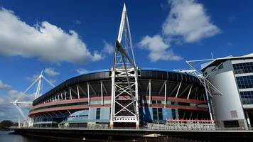 Cardiff roof to be closed for Champions League final