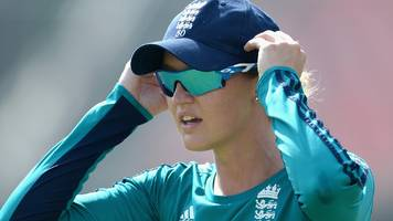 sarah taylor: england's wicketkeeper-batter explains her recovery from 'mental injury'
