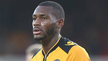 Lenell John-Lewis: Shrewsbury Town sign striker from Newport County