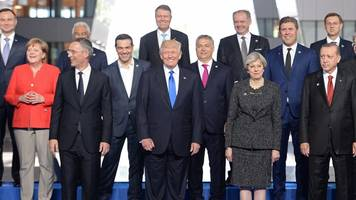 Trump Reportedly Says Germans Are 'Bad, Very Bad' At NATO Meeting