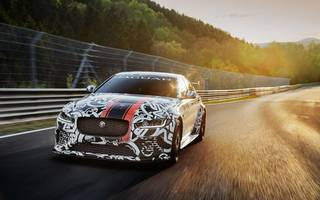 jaguar teases its most extreme performance road car yet