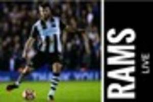 derby county live: rams in £4m bid for defender, plus other...
