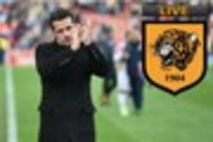 LIVE Hull City news and rumours as Marco Silva's departure is...