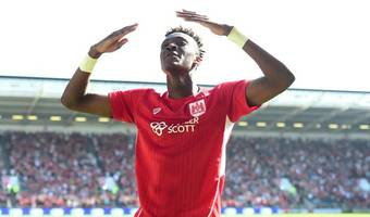 championship transfers and gossip round-up: brighton lead tammy abraham chase, assou-ekotto and porn star aspirations, paterson and cardiff rumour