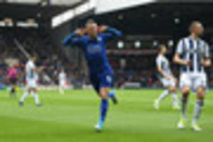 Jamie Vardy backed to challenge Harry Kane for Premier League...