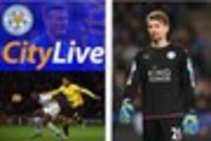 live leicester city news