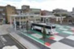 Plymouth coach station evacuated in 'bomb scare'