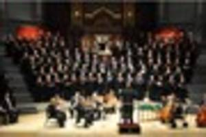 culture club: ceramic city choir's on song to celebrate its 75th...