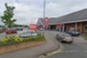 Man, 26, arrested after break-in at Kidsgrove's Tesco store