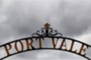 bookies write off port vale - again
