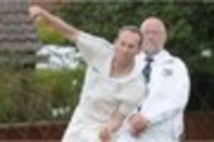 Over-50s Cricket: Neil Crump is an all-round hero in Staffordshir...