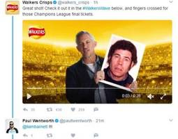 sick trolls use gloucestershire serial killer fred west to hijack gary lineker's twitter campaign for walkers