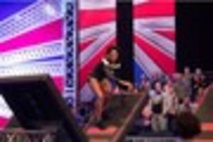 ninja warrior uk wants people from cornwall to take on monstrous...