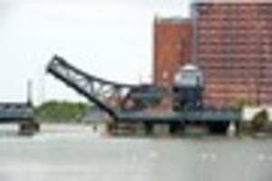 corporation bridge to close  for five weeks
