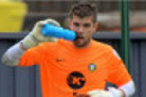 'i can't just sit on the bench' - keeper leaves gainsborough...